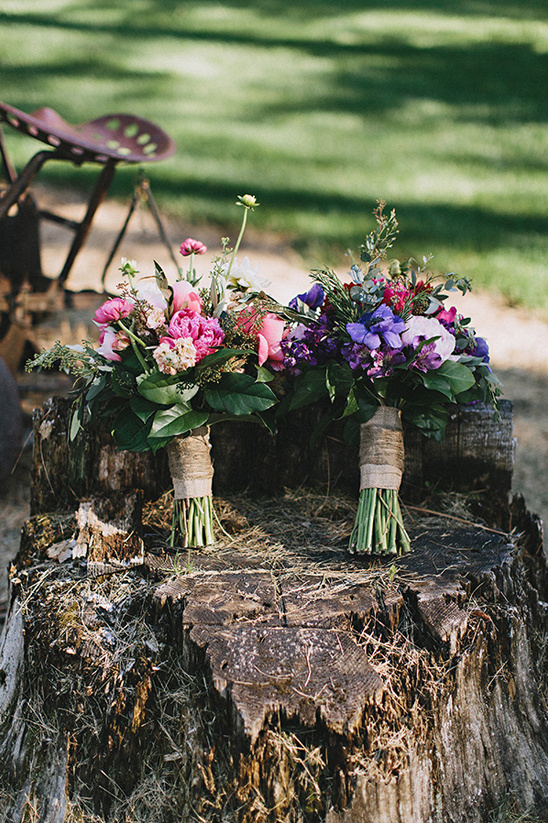 bridal bouquets by Flowers At Will