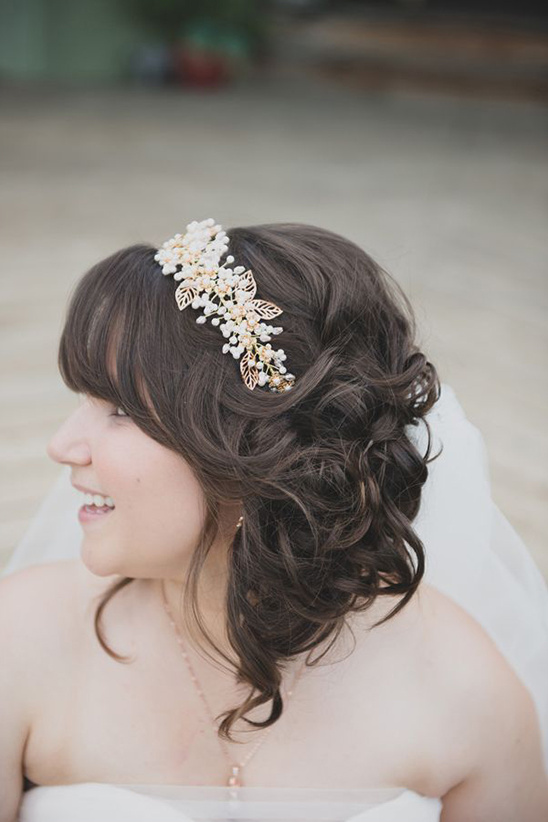 short hair wedding ideas