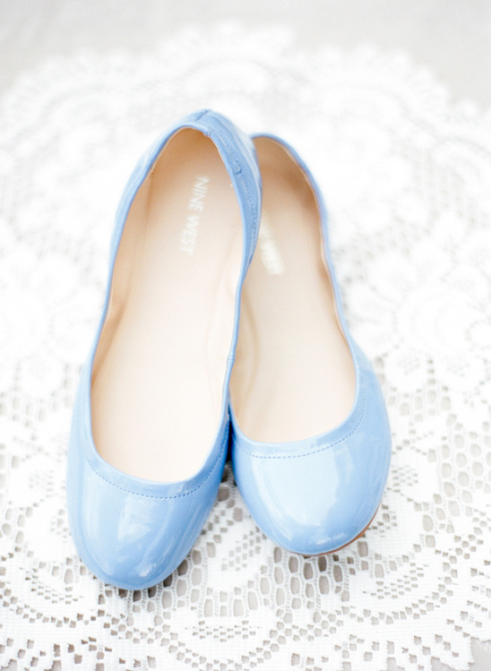 baby blue wedding flats