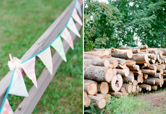 country wedding decor