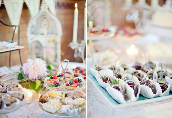 desserts fit for a tea party