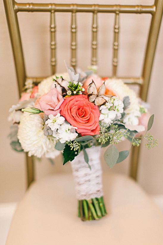 Black Creek Flowers wedding bouquet