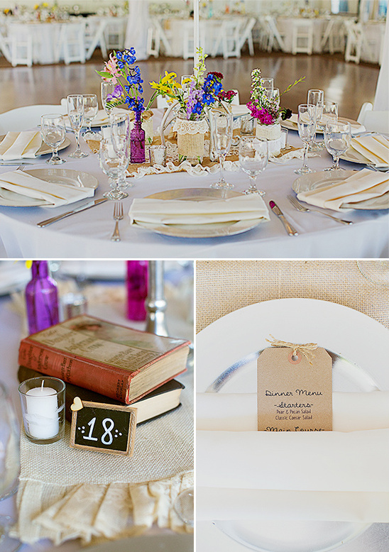 little chalkboard table numbers