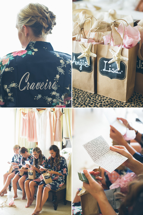 cute beach themed bridesmaid gifts