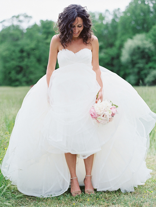 classic wedding dress from The Bridal Collection