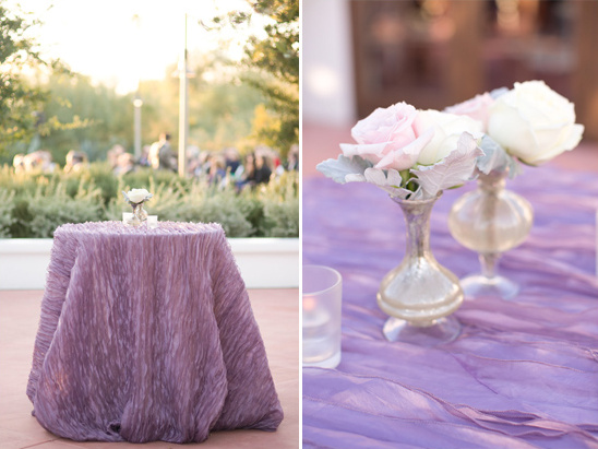 classy cocktail hour tables @weddingchicks