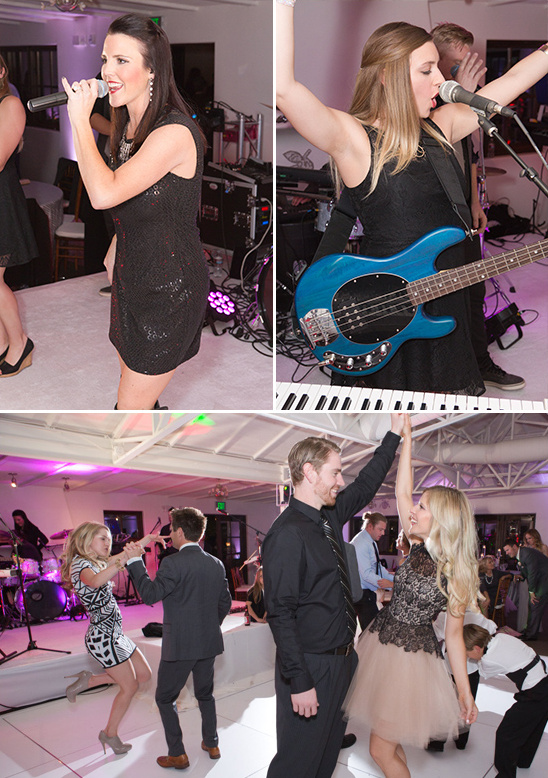 live wedding music @weddingchicks