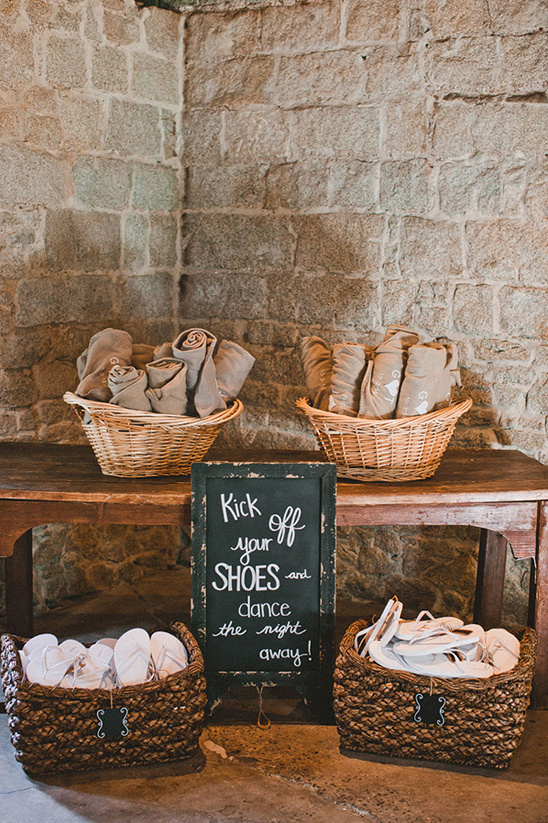 dancing shoes and cozy blankets @weddingchicks
