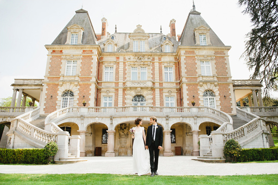 Chateau Bouffemont @weddingchicks