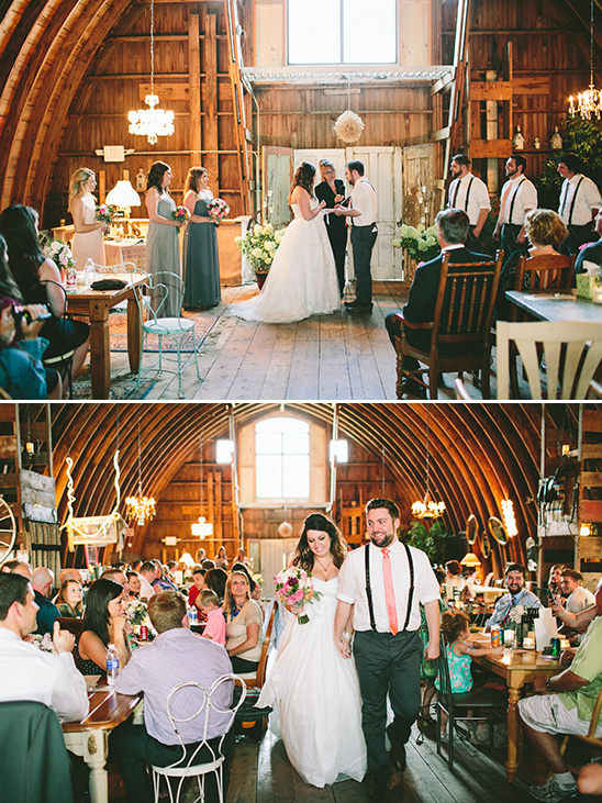 Antiques Wedding at Rubies and Rust