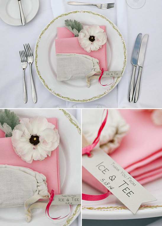 pink table decor ideas