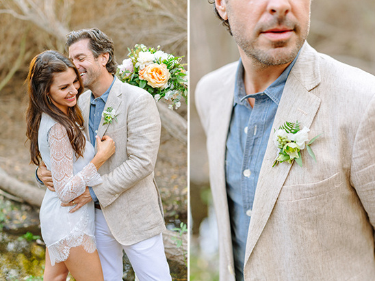 simple yet elegant natural wedding ideas @weddingchicks