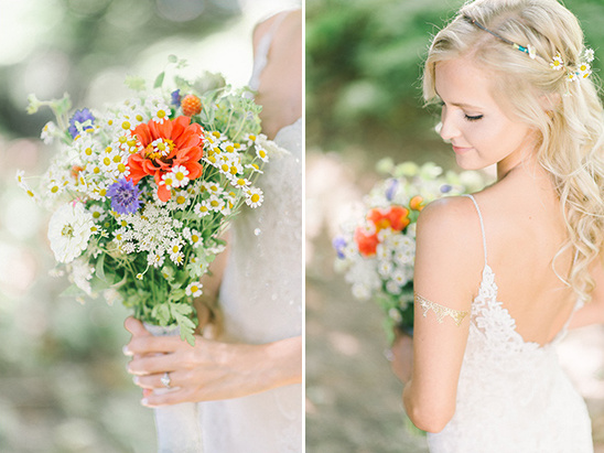 wildflower wedding flowers @weddingchicks