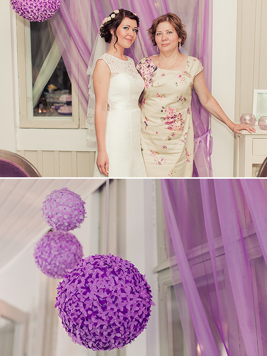 purple wedding ideas @weddingchicks