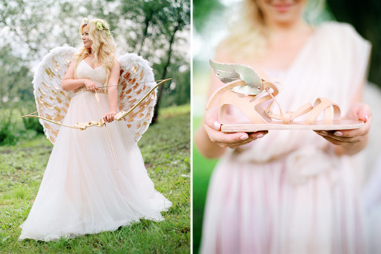 cupid wedding accessories @weddingchicks