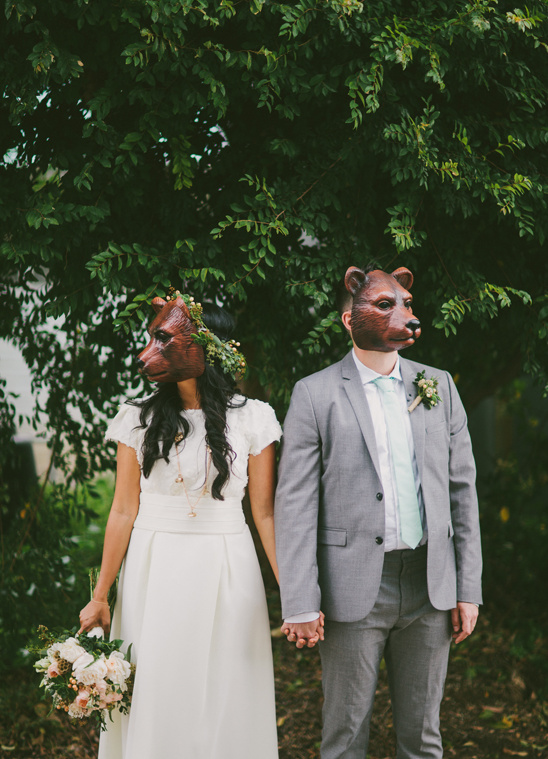 I can't bear to be without you wedding portraits @weddingchicks