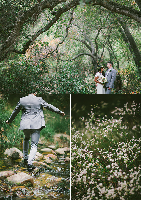 wild and free wedding shoot @weddingchicks