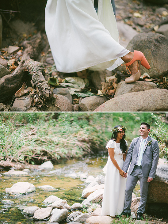 adventurous wedding couple @weddingchicks