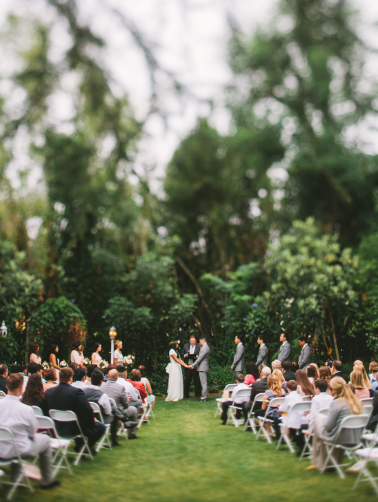 outdoor ring ceremony @weddingchicks