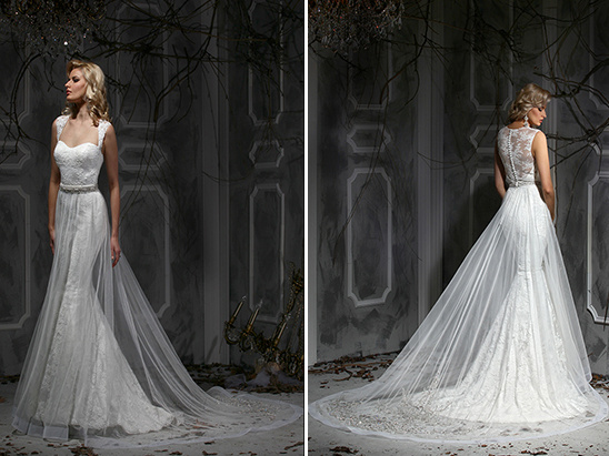 The brand new Impression Bridal collection. @weddingchicks