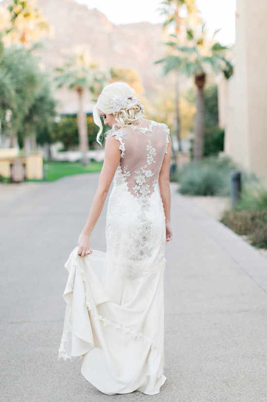 Claire Pettibone dress @weddinghicks