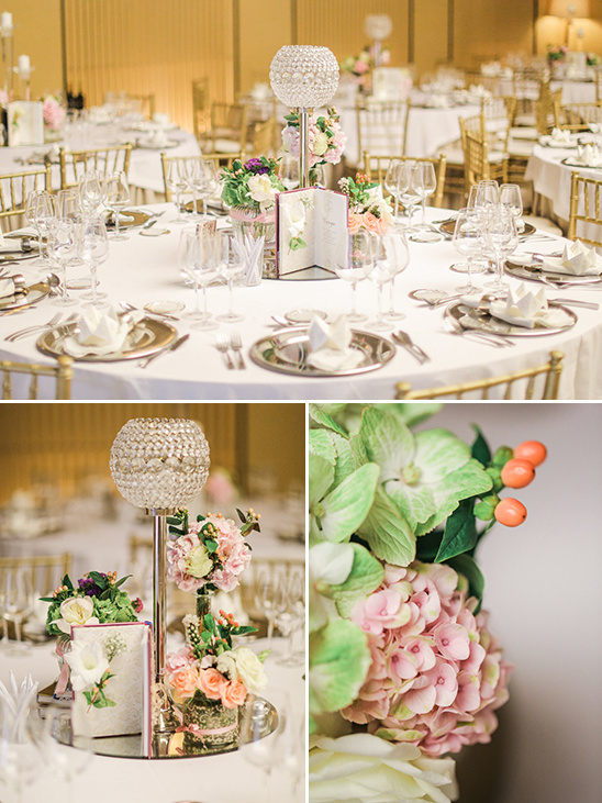 elegant wedding decor @weddingchicks