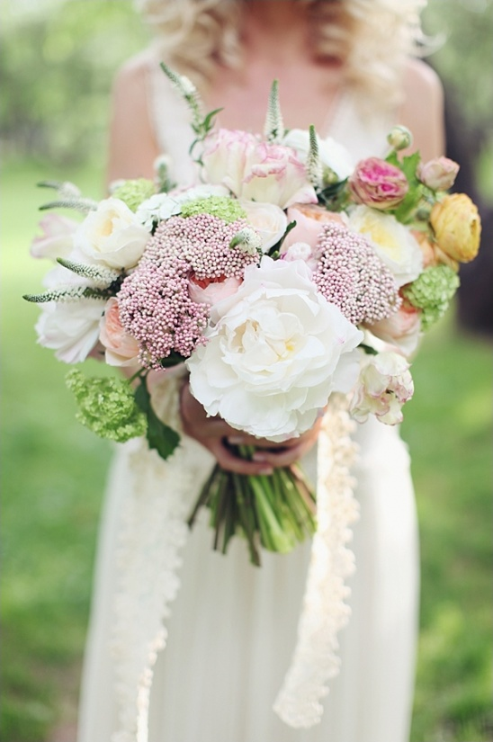 bridal bouqet ideas by Blush Petals