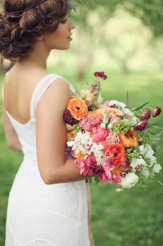 bridal bouquet ideas from Blush Petal