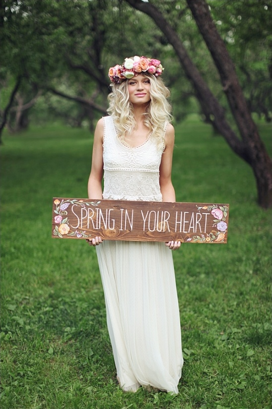 spring in your heart sign