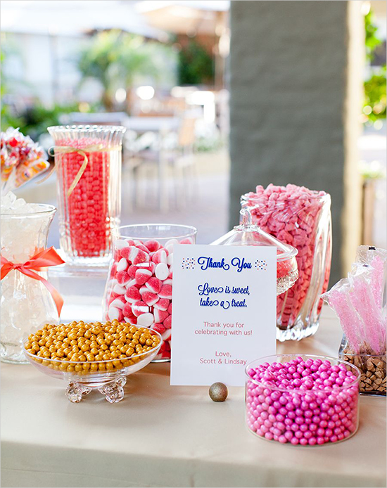 candy table @weddingchicks