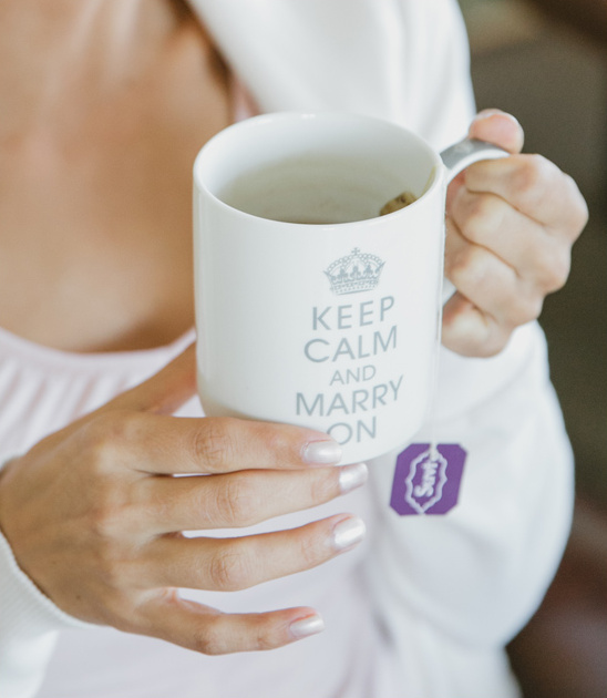 keep calm wedding day mug @weddingchicks