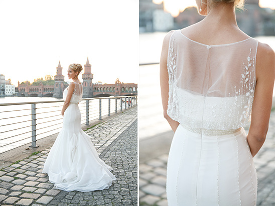 Pronovias wedding dress @weddingchicks