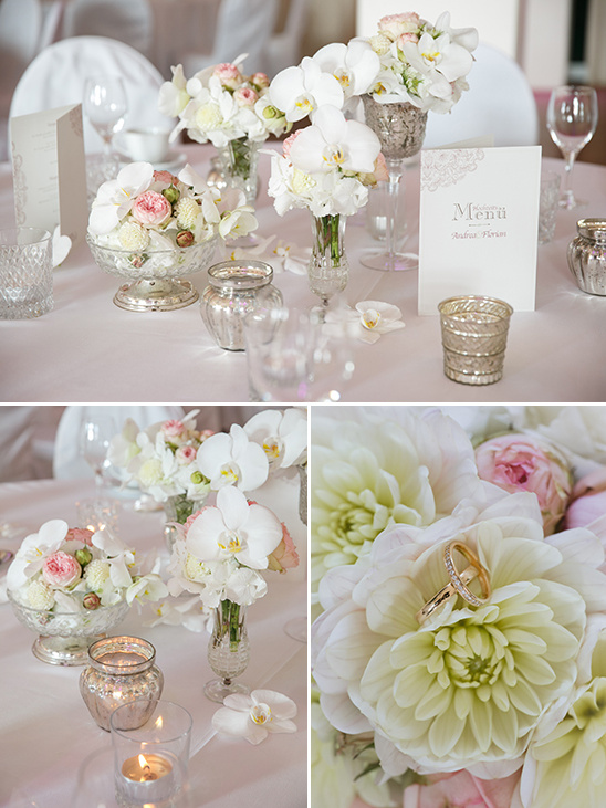 fancy wedding table decor ideas @weddingchicks