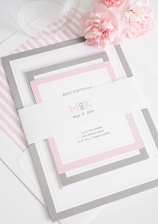 Shine Wedding Invitations @weddingchicks