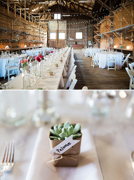 succulent placecards and favors @weddingchicks