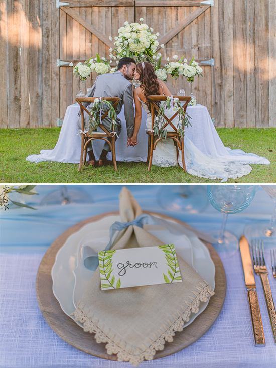 rustic wedding decor ideas @weddingchicks