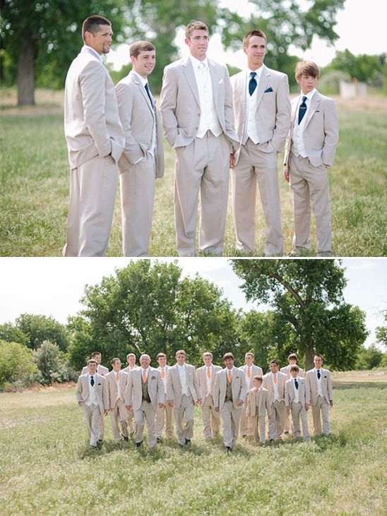 beige and navy groom ideas
