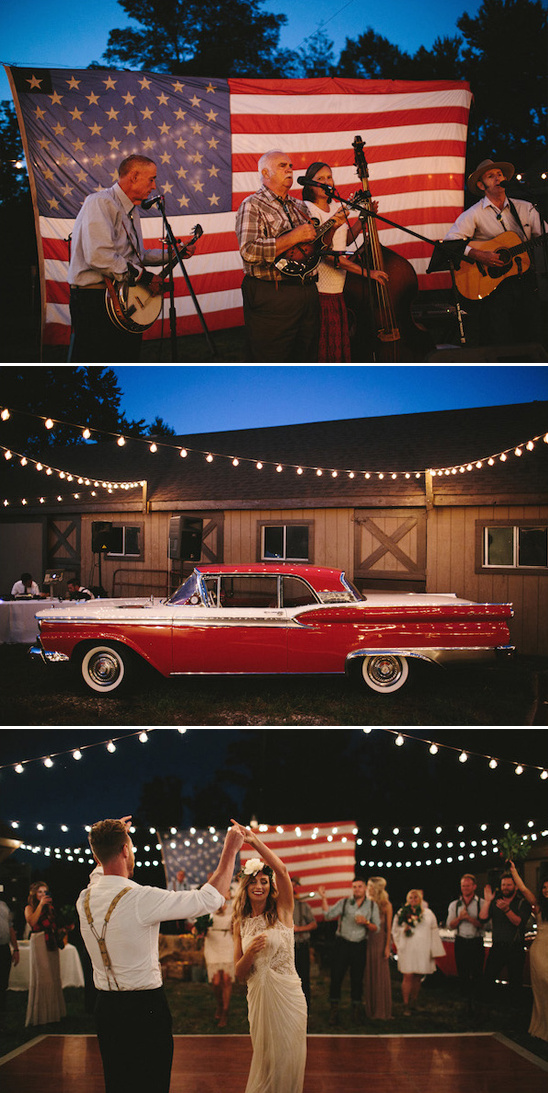 live music classic cars and first dance @weddingchicks