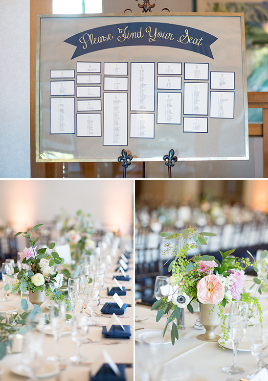 find your seat table assignment display @weddingchicks