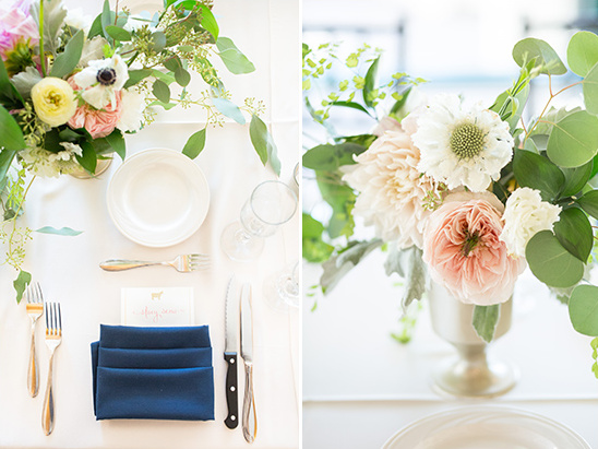 simple and elegant table setting @weddingchicks