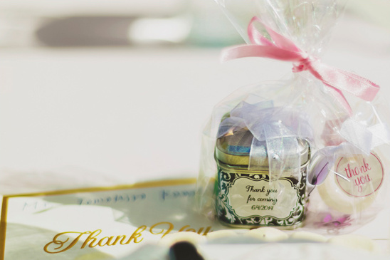 cute little wedding favors @weddingchicks