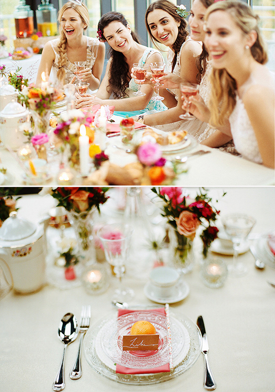 bridal brunch ideas @weddingchicks