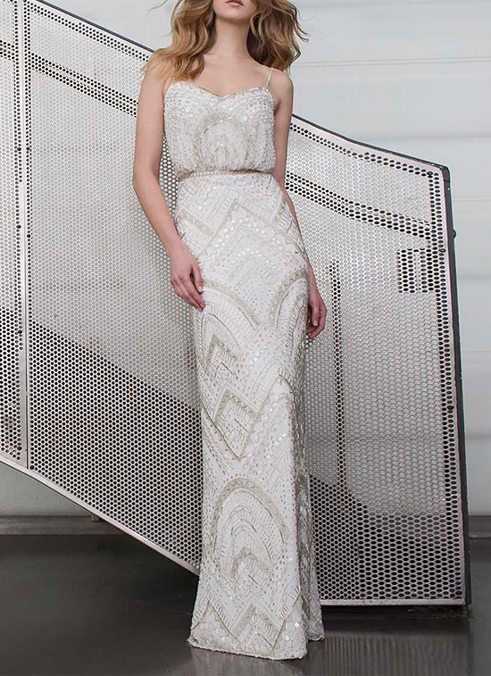 Limor Rosen Wedding Gown @weddingchicks