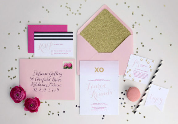 XO Bridal Shower Ideas