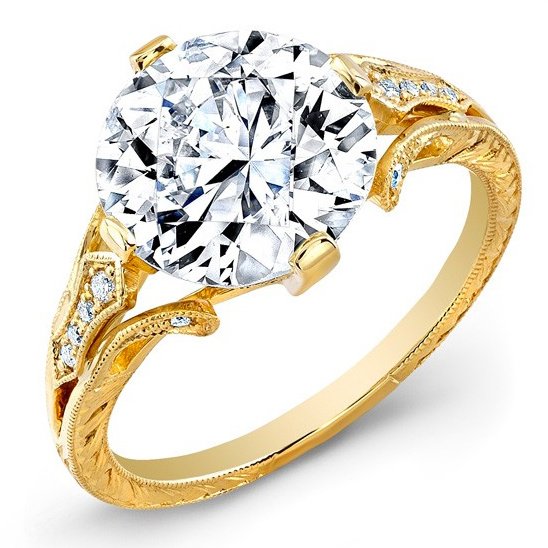 Dazzling Diamond Engagement Jewelry @weddingchicks