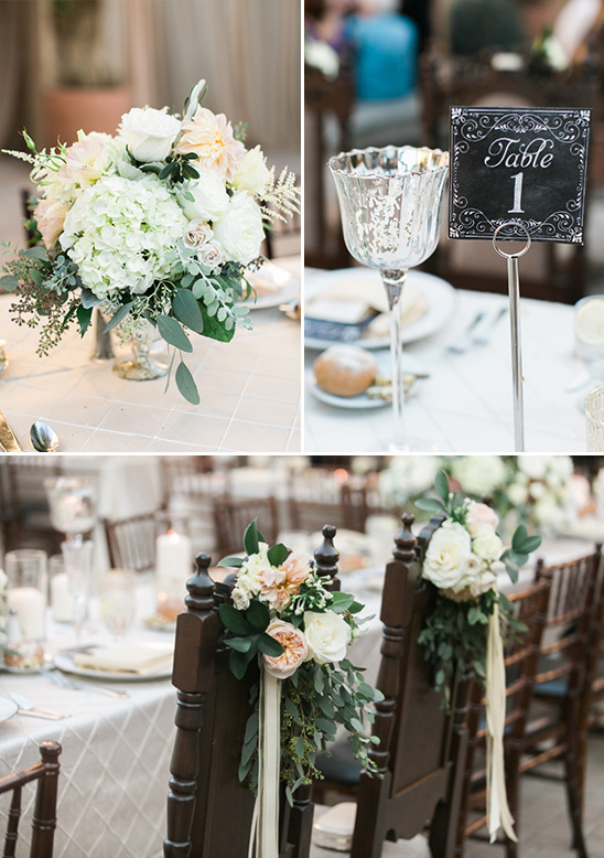 table center pieces @weddingchicks
