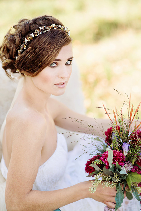 wedding hair style ideas @weddingchicks