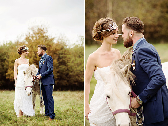 sharing the love with mister horse @weddingchicks