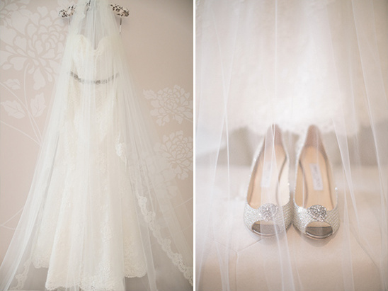 Monique Lhullier wedding dress @weddingchicks