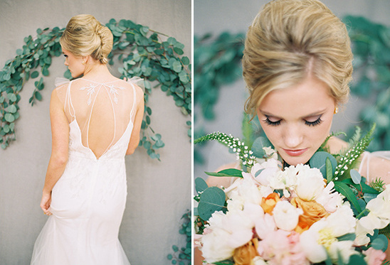 soft bridal look @weddingchicks